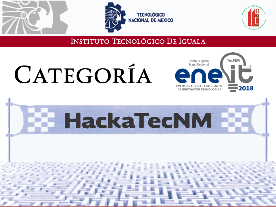 cartel categoria hackatec