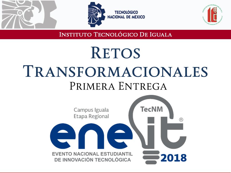 eneit retos transformacionales  2018