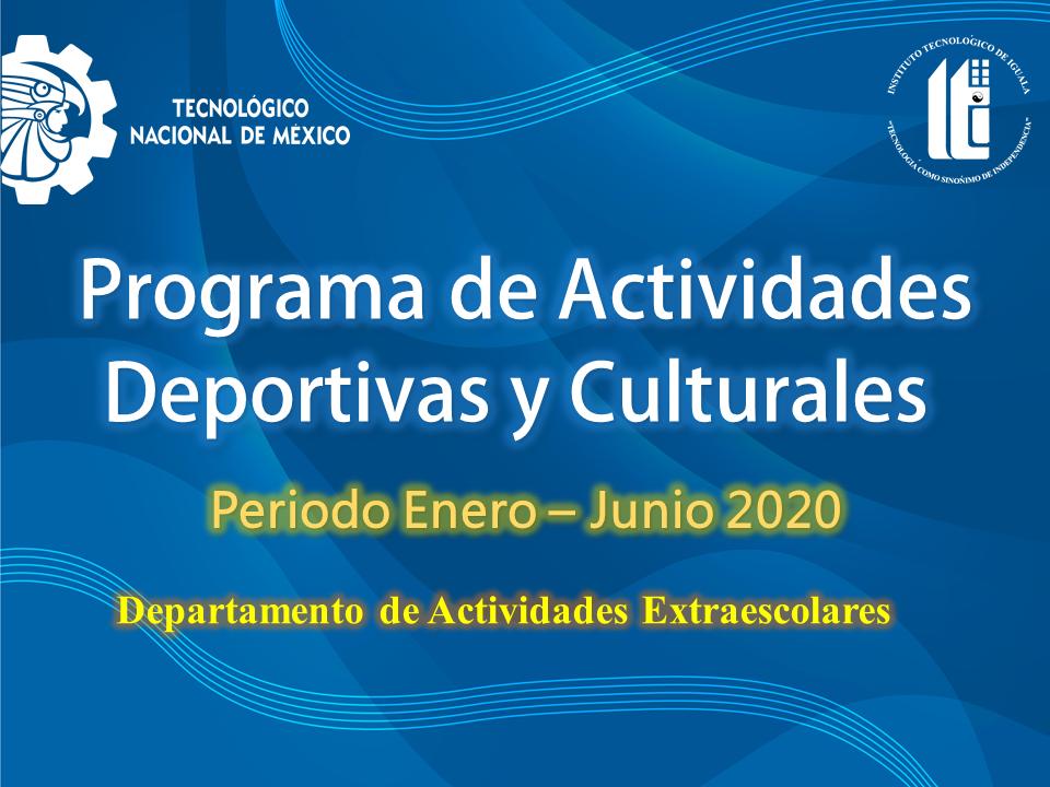actividaes extraescolares e-j 2020